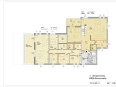 4.Obergeschoss - Staffel-Penthouse