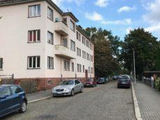 Blick Straße Hinter den Holzstrecken 2