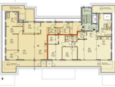 Dachgeschoss- Penthouse